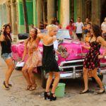 DSDS 2014 Recall Kuba - Yasemin Kocak, Natasa Milenkovic, Anita Latifi und Tanja Tischewitsch