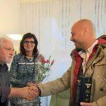 Der Bachelor 2014 - Folge 6 - Christian, Katjas Mutter Tanja und Vater Axel