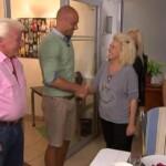 Der Bachelor 2014 - Folge 6 - Christian mit Susis Eltern Ursula und Franz
