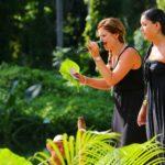 DSDS 2014 Recall Kuba im Dschungel - Vanessa Valera Rojas und Meltem Acikgöz