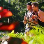 DSDS 2014 Recall Kuba im Dschungel - Partic Wittlinger und Christopher Schnell