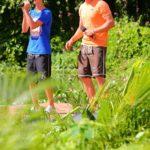 DSDS 2014 Recall Kuba im Dschungel - Marcel Bedernik und Richard Schlögl
