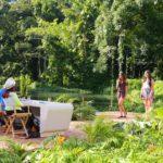 DSDS 2014 Recall Kuba im Dschungel - Elif Batman und Larissa Joyce Melody Haase
