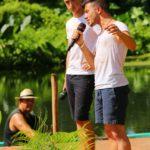 DSDS 2014 Recall Kuba im Dschungel - David Petre und Maurizio Lettere