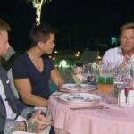 DSDS 2014 Recall Kuba Finale - Patric und Christopher bei Dieter Bohlen