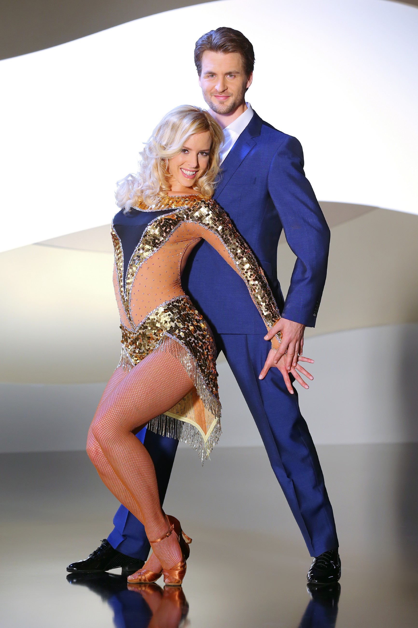 Lets Dance 2014 Alexander Klaws Und Isabel Edvardsson Stars On Tv