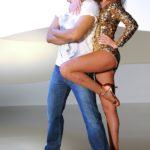 Let's Dance 2014 - Patrice Bouédibéla und Ekaterina Leonova