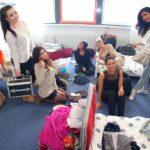DSDS 2014 Loft - Die Mädels in ihrem Zimmer