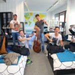 DSDS 2014 Loft - Die Jungs in ihrem Zimmer