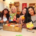 DSDS 2014 Loft - Yasemin, Anita, Larissa und Meltem