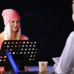DSDS 2014 LIveshow 1 - Dieter Bohlen und Vanessa