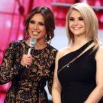 DSDS 2014 Liveshow 2 - Nazan Eckes und Beatrice Egli