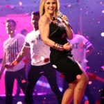 DSDS 2014 Liveshow 2 - Beatrice Egli bei ihrem Auftritt