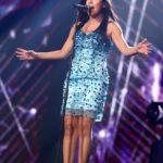 DSDS Finale 2014 - Meltem Acikgöz bei ihrem zweiten Auftritt