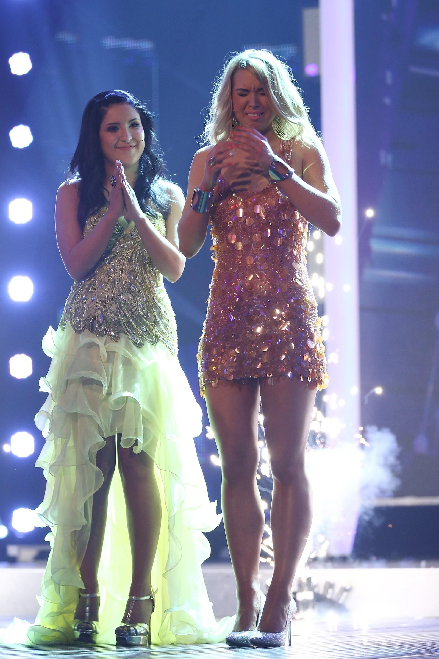 DSDS Finale 2014 - Aneta Sablik ist Superstar 2014