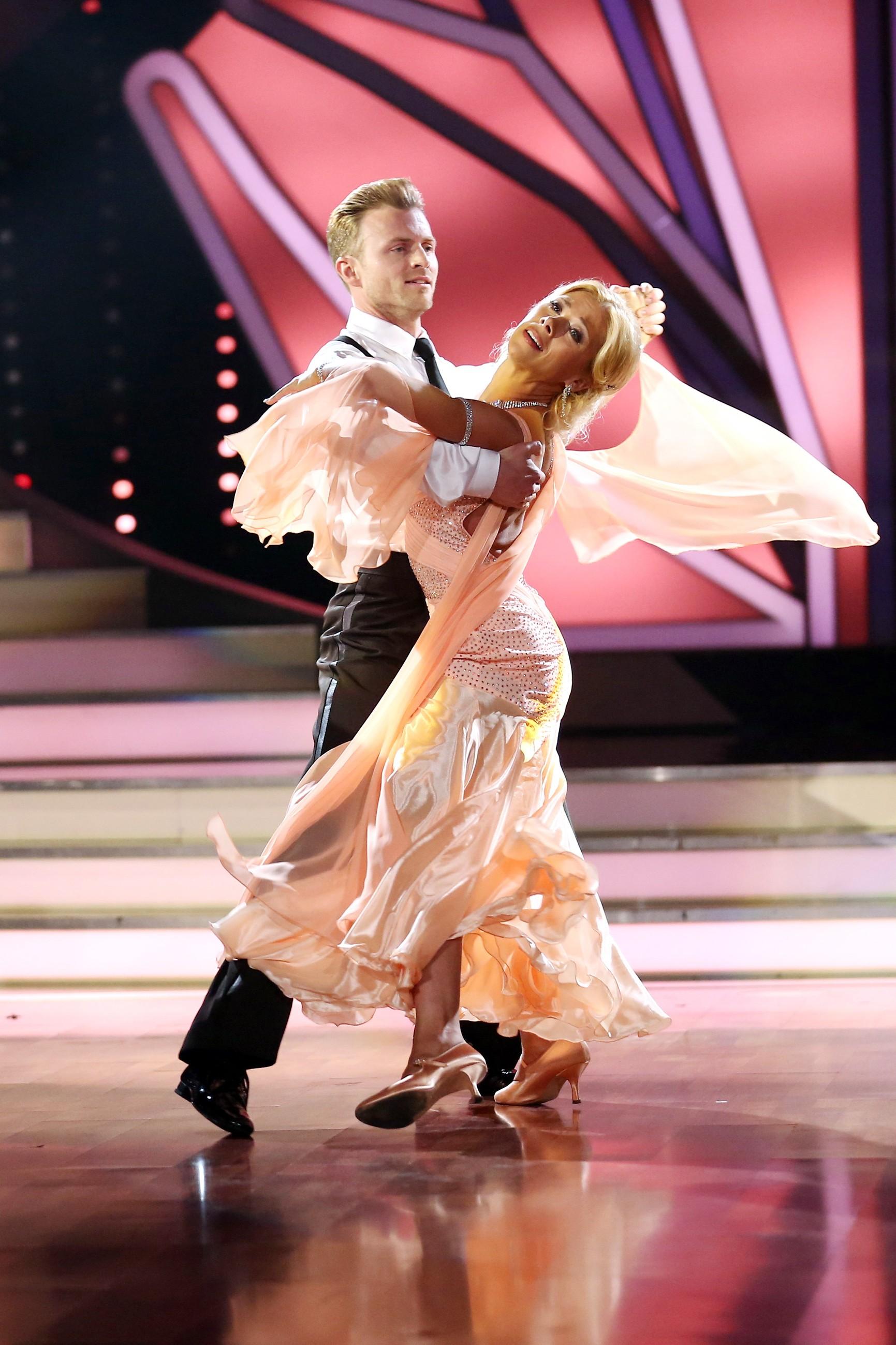 Let´s Dance 2014 - Liveshow 7 - Tanja und Willi › Stars on TV