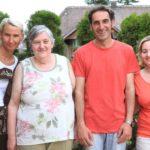 Schwiegertochter gesucht 2014 - Eva-Maria, Erika, Benjamin und Sabrina