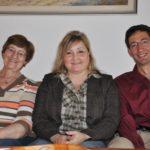 Schwiegertochter gesucht 2014 - Leni, Anke und Thomas
