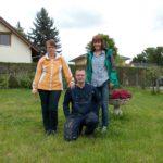 Schwiegertochter gesucht 2014 - Petra, Ronny und Melanie