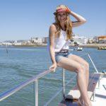 Die Bachelorette 2014 - Anna auf dem Catamaran