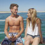Die Bachelorette 2014 - Anna und Marvin auf dem Catamaran