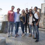 Die Bachelorette 2014 - Anna mit den Jungs in Lissabon