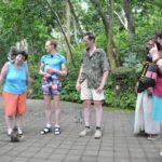Schwiegertochter gesucht 2014 - Beate mit Thomas, Michael und Mutter Irene