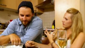 Die Bachelorette 2014 - Halbfinale - Anna und Andreas