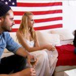 Die Bachelorette 2014 - Halbfinale - Anna, Andreas und sein Mitbewohner Simon
