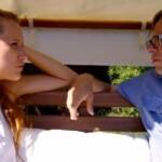 Die Bachelorette 2014 - Finale - Anna mit ihrem Vater Christian