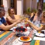 Die Bachelorette 2014 - Finale - Annas Eltern Inge und Christian