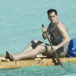 Adam sucht Eva - Alexandre auf dem Floß