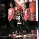 Das Supertalent 2014 - Casting 1 - Dounya, Zaki und Demia Tuinfort