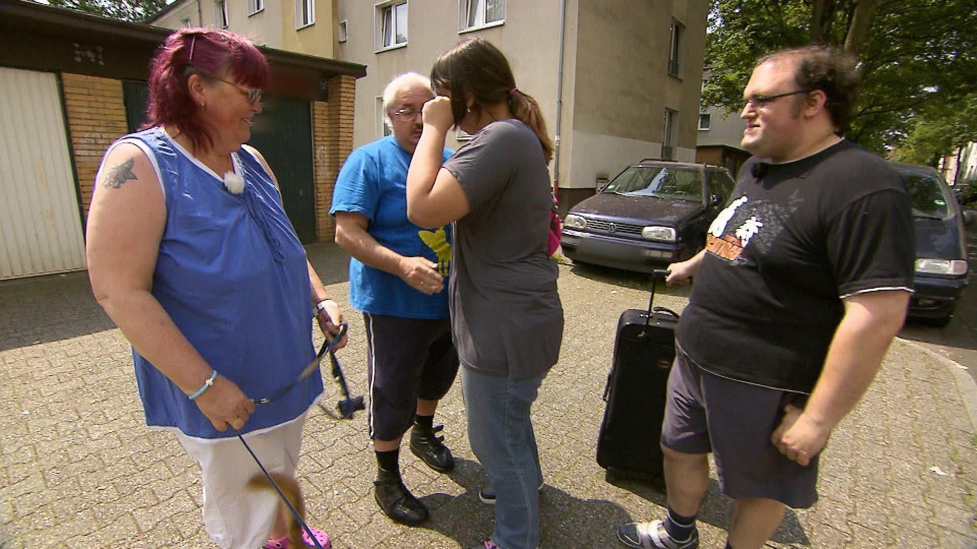 Schwiegertochter gesucht 20 – Folge 20 – Steffi verabschiedet ...