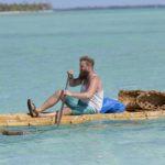 Adam sucht Eva - Tobias auf dem Floß