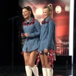 Das Supertalent 2014 - Casting 2 - Kim Michelle Striepens und Vanessa Kok