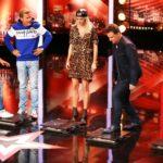 Das Supertalent 2014 - Casting 2 - Tomasz Palasz mit der Jury
