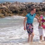 Schwiegertochter gesucht 2014 - Folge 7 - Beate und Thomas am Strand