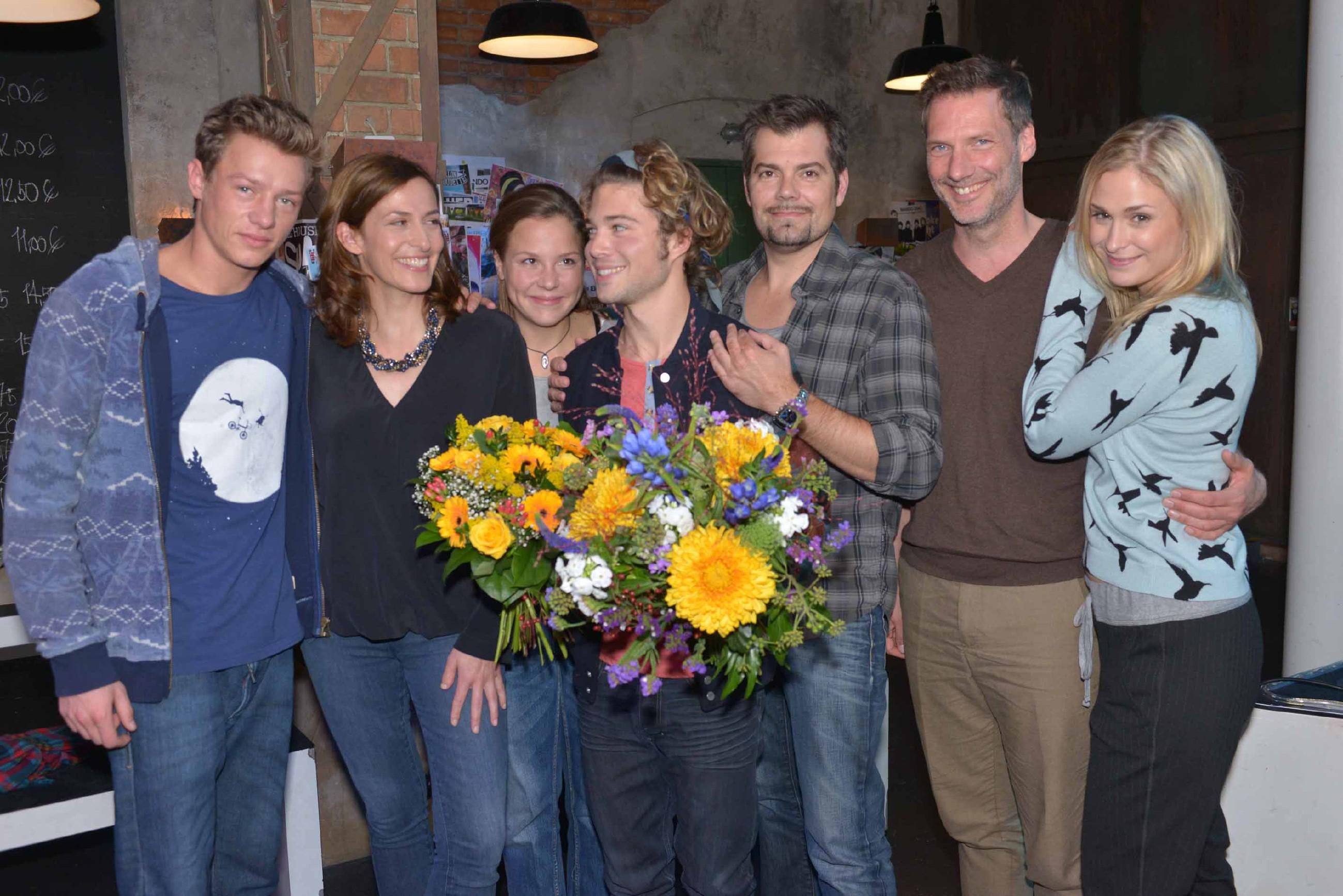 Kollegen verabschieden sich von Jascha Rust