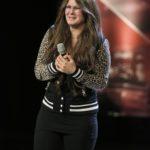 Das Supertalent 2014 - Casting 4 - Ajris Erisa Ramaj aus Frankfurt am Main