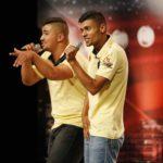 Das Supertalent 2014 - Dennis Anton und Santano Schuller