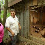 Bauer sucht Frau 2014 - Markus zeigt Nicole seinen Hühnerstall