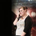 Das Supertalent 2014 - Birte Wolinski weint