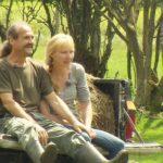 Bauer sucht Frau 2014 - Gottfried und Martina haben Spaß im Wildgehege
