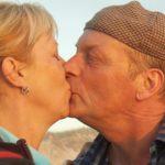 Bauer sucht Frau 2014 - Kerstin und Peter küssen sich