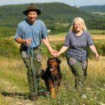 Bauer sucht Frau 2014 - Rainer, Heike und Hund Jack