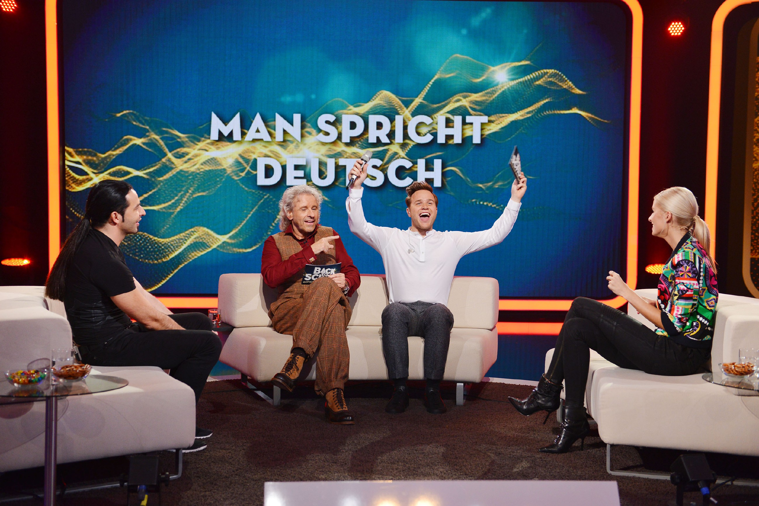 Back To School Olly Murs Bülent Ceylan Lena Gercke Und Thomas