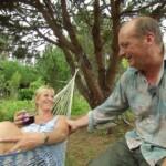 Bauer sucht Frau 2014 - Peter bringt Kerstin Portugiesisch bei