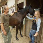 Bauer sucht Frau 2014 - Folge 8 - Gottfried und Tochter Saskia
