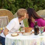Bauer sucht Frau 2014 - Folge 8 - Rolf und Janine küssen sich